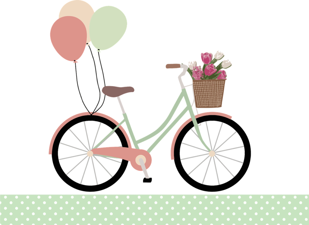 En cykel er en perfekt present till tonåringen